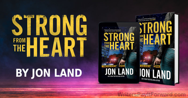 Strong from the Heart: A Caitlin Strong Novel (Caitlin Strong Novels Book 11) - War On Drugs