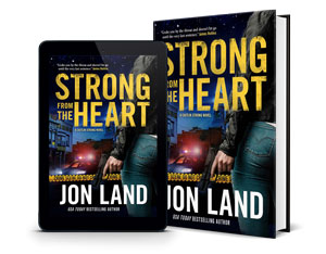 Strong from the Heart: A Caitlin Strong Novel (Caitlin Strong Novels Book 11) - Politicians And Big Pharma Crisis Of Drug Abuse