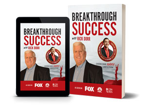 Breakthrough Success with Rick Dorr - Open Mindedness Story