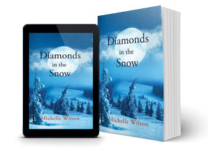 Diamonds in the Snow Book - A Story About Pain, A Story Of Resilience