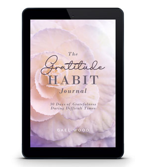 The Gratitude Habit Daily Journal: How To Be Grateful In Hard Times