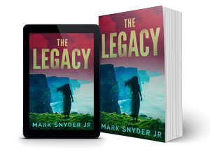 The Legacy - Suspenseful Thriller Books Cutting Edge Technology